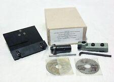 Unimat DB SL Mini Lathe Vintage Circular Saw Attachment, Ref #DB1230, New!