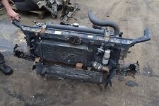 05-10 NISSAN NAVARA D40 2.5 DCI FRONT PANEL WITH RADIATOR PACK AND INTERCOOLER