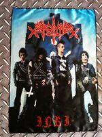 SARCOFAGO - Inri POSTER FLAG Heavy thrash death METAL cloth poster