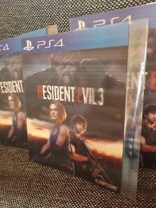 Resident Evil 3 Lenticular Cover (Ohne Spiel)