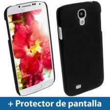 Carcasas Para Samsung Galaxy S4 de color principal negro para teléfonos móviles y PDAs