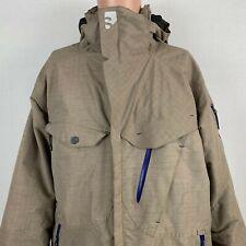 Salomon Clima Pro Storm 20000 Hooded Snowboard Jacket Mark Abma Primaloft Ski M