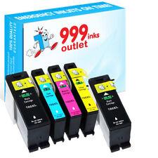 100XL imprimante Compatible Encre Pour Lexmark Impact S305 Intuition S505-Pack de 5