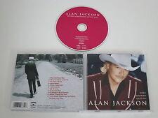ALAN JACKSON/QUAND SOMEBODY LOVES YOU(ARISTA NASHVILLE 07863 69335 2) CD ALBUM