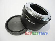 Tamron Adaptall 2 Lens to Sony E mount NEX 3 NEX 5 NEX 7 NEX C3 5N adapter + CAP