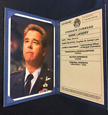 Stargate SG1 Season 8 - PF8 Personnel Files General Hank Landry
