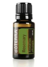 doTERRA Pure Therapeutic Grade Essential Oil -ROSEMARY Oil 15 ml NEW, CPTG