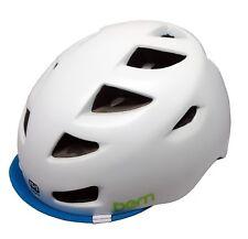 Women's Bern Melrose Road Cycling Helmet 52-55.5cm Matte White  - Blemished