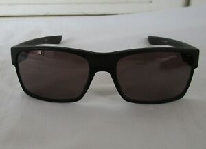 Oakley TwoFace Black Framed Sunglasses