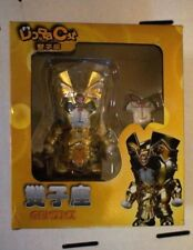 l anime Doraemon cosplay gold Saint Seiya figure model toy gifts collection