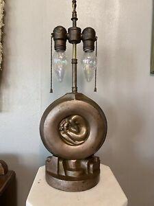 Olive Kooken Deco Nude Lamp