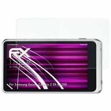 atFoliX Glass Protector for Samsung Galaxy Camera 2 EK-GC200 9H Hybrid-Glass