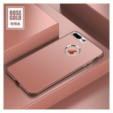 Coque Silicone Rose TPU Mat Doux Finition Chrome Huawei P20