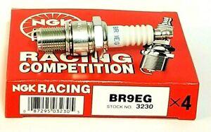 BR9EG NGK Spark Plugs #3230 4 Spark Plugs