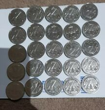 New 2018 Alphabet 10p Coin, 50× 10p Letter Z, UNCIRCULATED from  sealed bag....