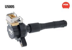 NGK Ignition Coil U5005 fits BMW 3 Series 320 Ci (E46) 125kw, 320 i (E46) 125...