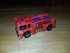Vintage Hot Wheels 1976 Fire Eater Engine Truck Unit 51 1976