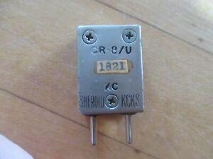 FT-243 1821 KC kHz  Ham Crystal -- Amateur Radio CW 160m xtal