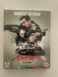 Ronin Blu-ray Region B Arrow Video w/ Limited Slipcover Rare OOP New & Sealed