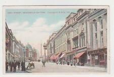 Newcastle on Tyne,U.K.Grey Street,Tyne & Wear,c.1909