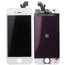 iPhone 5 Display mit Original Retina LCD Komplett Rahmen Touch Glas - Weiß White