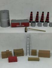 Snap-On Diorama Misc. Lot of 18 Pieces Plastic New