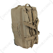 Duffle Bag with Wheels - Coyote Large Holdall 118 Litres Rucksack Travel Bag New