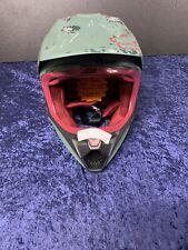 Motocross helmet adult fox Boba Fett. Size Large. Brand New Never Dropped.