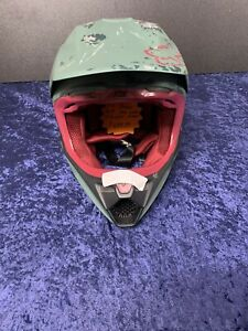 Fox Motocross helmet adult fox Boba Fett. Size Large. Brand New Never Dropped.