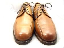"""Allen Edmonds Men's Shoes """"Ord"""" Bicycle Toe Oxfords Walnut 10 D (147)"""