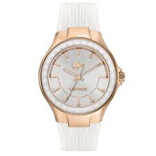 Lacoste Damen Uhr Armbanduhr Acapulco Edelstahl Silikon 2000774