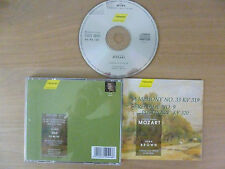 Iona Brown - Mozart - Sinfonie 33, Posthorn Serenade No. 9, CD