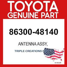 TOYOTA GENUINE 8630048140 ANTENNA ASSY, AMPLIFIER, NO.1 86300-48140