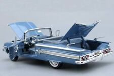 1960 IMPALA  CONVERTIBLE BLUE NEW  IN BOX