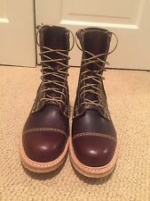Timberland Boot Company Coulter 9-Eye Men's Boots 4115R Size 8M NEW