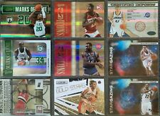 54 Basketball -Insert-Cards alle nummeriert auf 100, Aldridge, Wilkins, Wade u.A