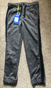 Ted Baker Boys jogging Trousers Age 6-7 New Jersey chino grey