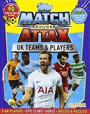 Match Attax UK Players Handbook By Centum Books