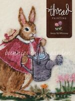 Thread Painting : Bunnies in My Garden, Paperback by McWhinney, Jenny, Brand ...