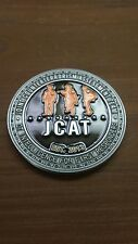 NCTC JCAT challenge coin, former CIA CTC, Liberty Crossing,FBI,