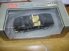 SUNSTAR # 1042 1970 TRIUMPH SPITFIRE MKIV BLACK CONVERTBLE 1:18 CAST NIB