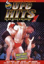 UFC Hits 1 [New DVD]