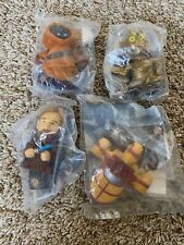 Star Wars Burger King Happy Meal Toys X4