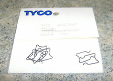 """""""6"""" Pieces Tyco Harley Motorcycle Wire Clips"""