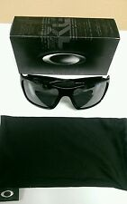 New Authentic Oakley Turbine Blk Irid Polar Sunglasses Retail $190!!