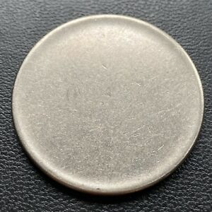 Unstruck Blank Planchet Eisenhower Dollar $1 IKE #30400