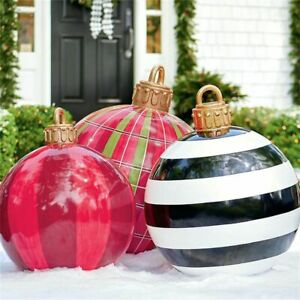 Home Decoration Outdoor Decoration Christmas Inflatable Ball Decoration Ball