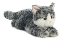 "Aurora 12"" Lily Cat Flopsie Plush Stuffed Animal Toy #31538"