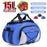 15L Cycling Bicycle Bike Rear Seat Bag Rack Pack Storage Pouch Handbag Pannier