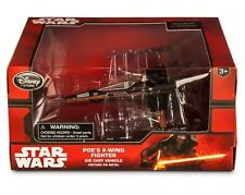 Disney Star Wars The Force Awakens Die Cast Poe X-Wing Fighter Vehicle Ship Toy